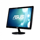 "Монитор ASUS LCD 18.5"" VS197DE Black TN 1366x768, 200, 50000000:1, 5ms, 90/50, D-Sub [90LMF1001T02201C-]"